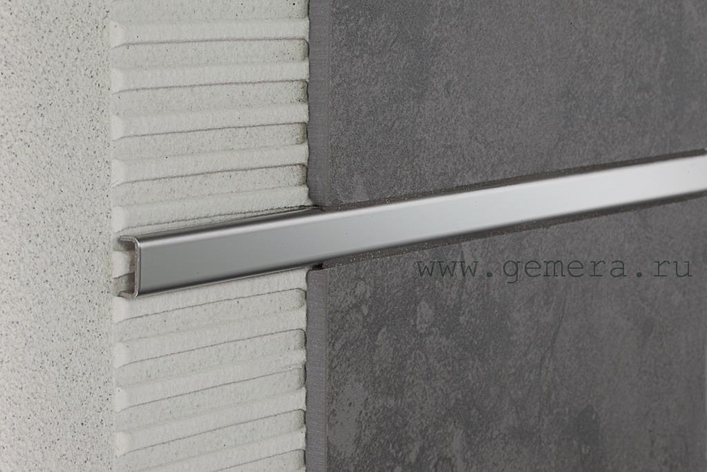 Бордюрная вставка для кафельной плитки Fezard ST-U15