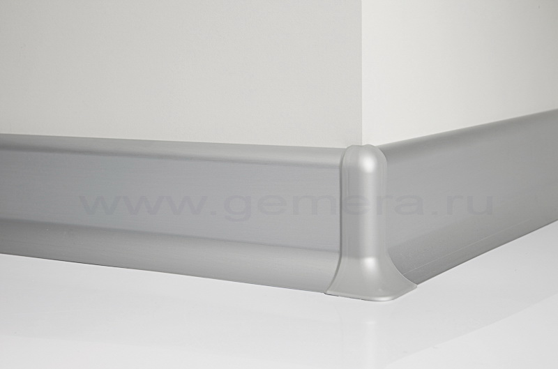 Алюминиевый плинтус Profilpas 98/7