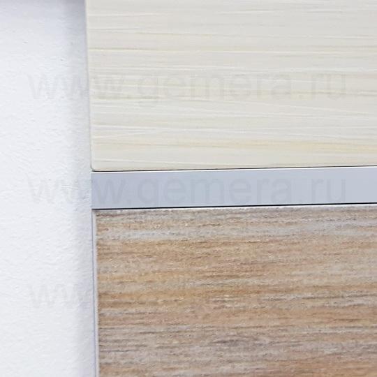 Алюминиевая вставка для кафельной плитки Fezard AL-U10