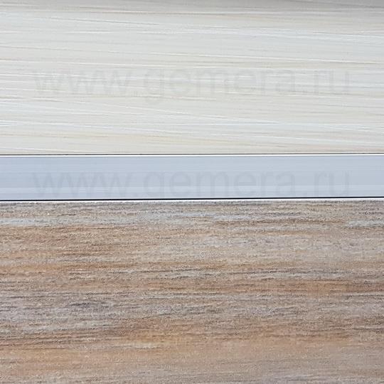 Алюминиевая вставка для кафельной плитки Fezard AL-U15