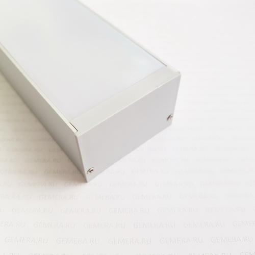 Светодиодный профиль ALED-50/32 скрытого монтажа