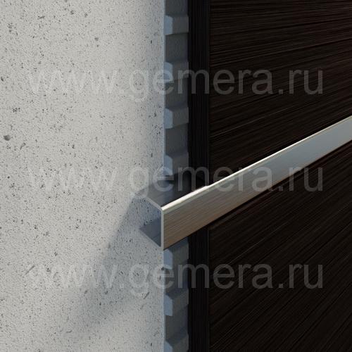 Бордюрная вставка для кафельной плитки Fezard ST-U10