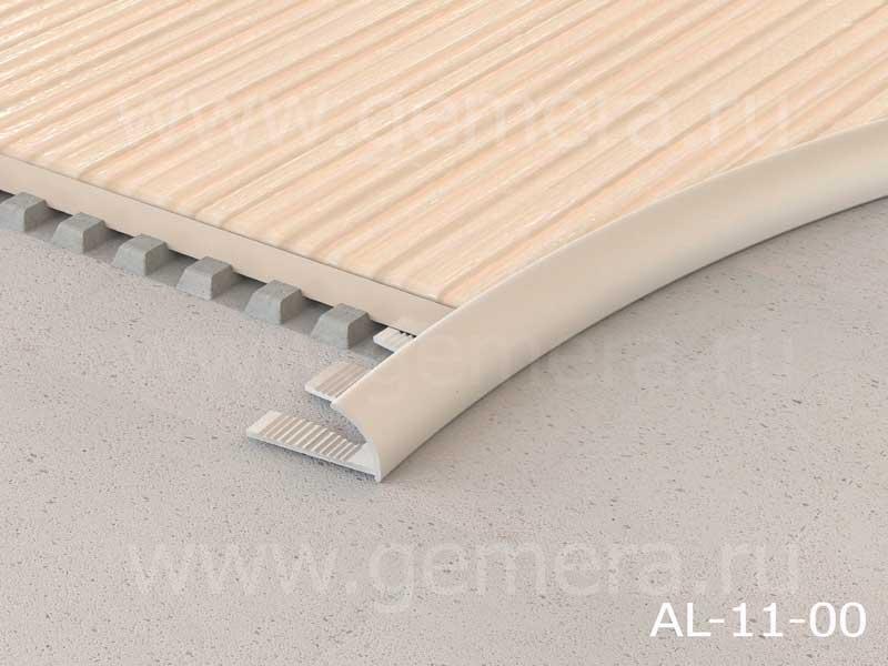 Угловая раскладка для кафельной плитки внешняя гибкая Butun AL-11-00