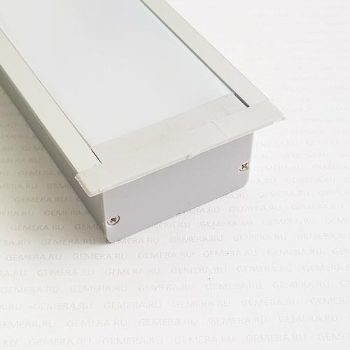 Светодиодный профиль ALED-62/32 встраиваемый