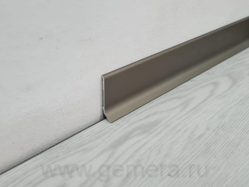 Алюминиевый плинтус Fezard ALP-40