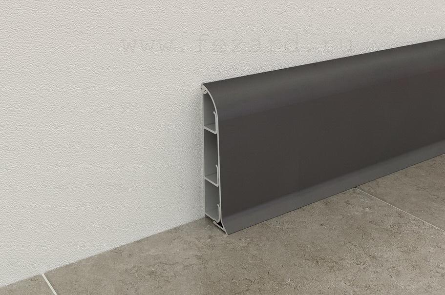 Алюминиевый плинтус Fezard ALP-C82