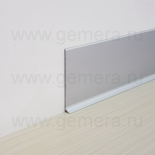 Алюминиевый плинтус Fezard ALP-100