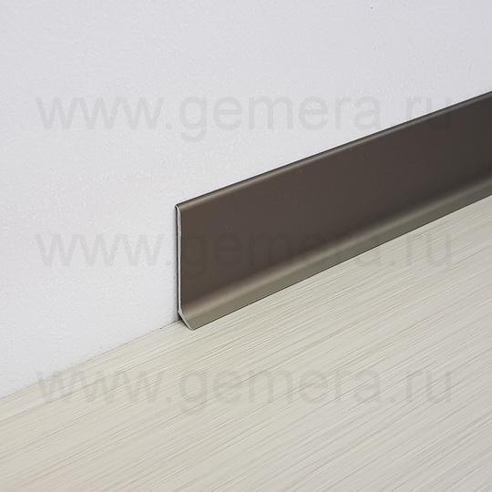 Алюминиевый плинтус Fezard ALP-60