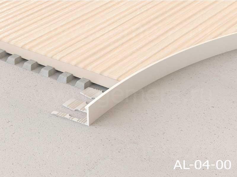 Угловая раскладка для кафельной плитки гибкая Butun AL-04-00