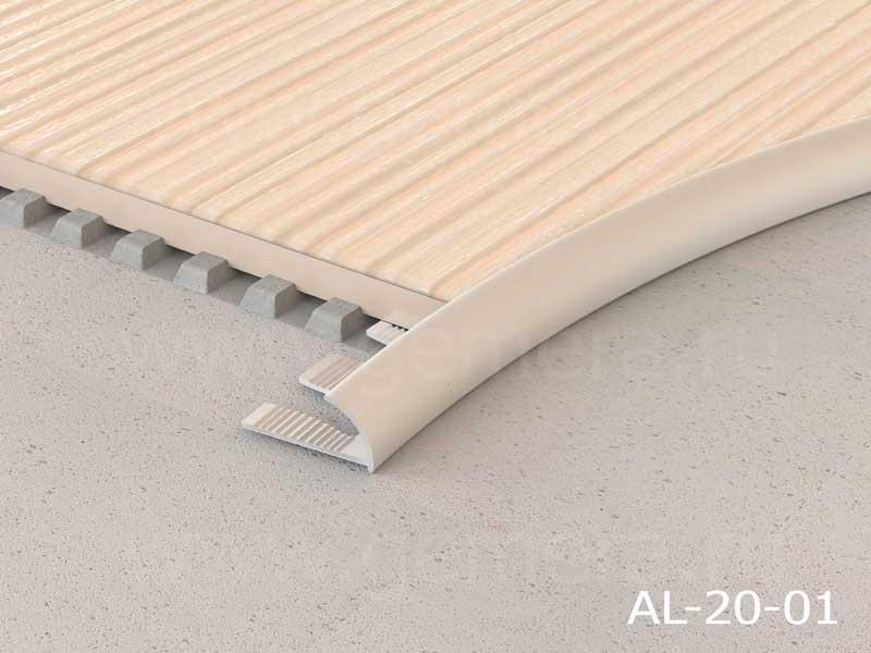 Угловая раскладка для кафельной плитки гибкая Butun AL-20-00