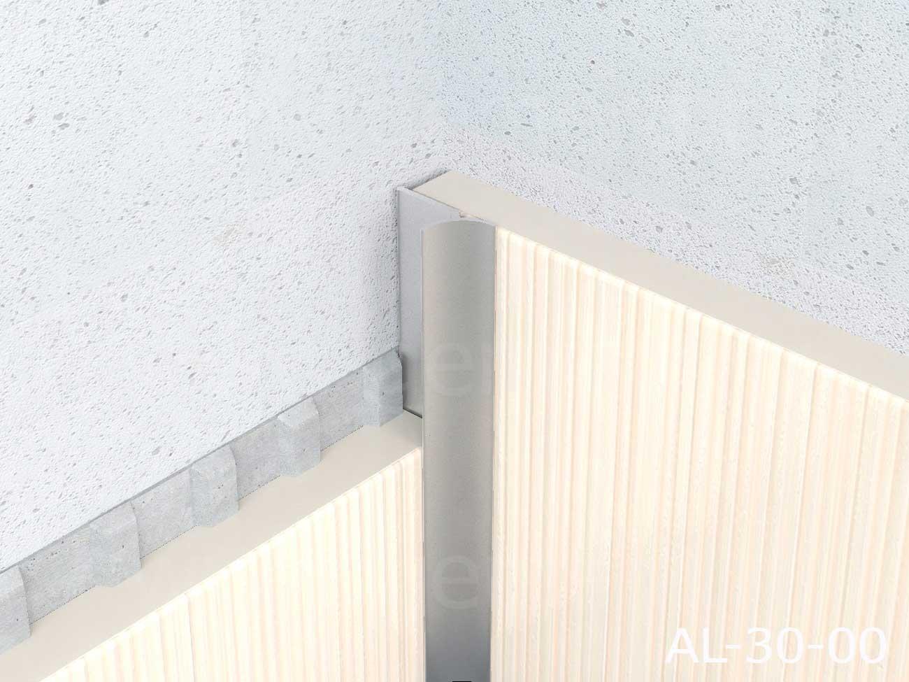 Угловая раскладка для кафельной плитки универсальная Butun AL-30-00