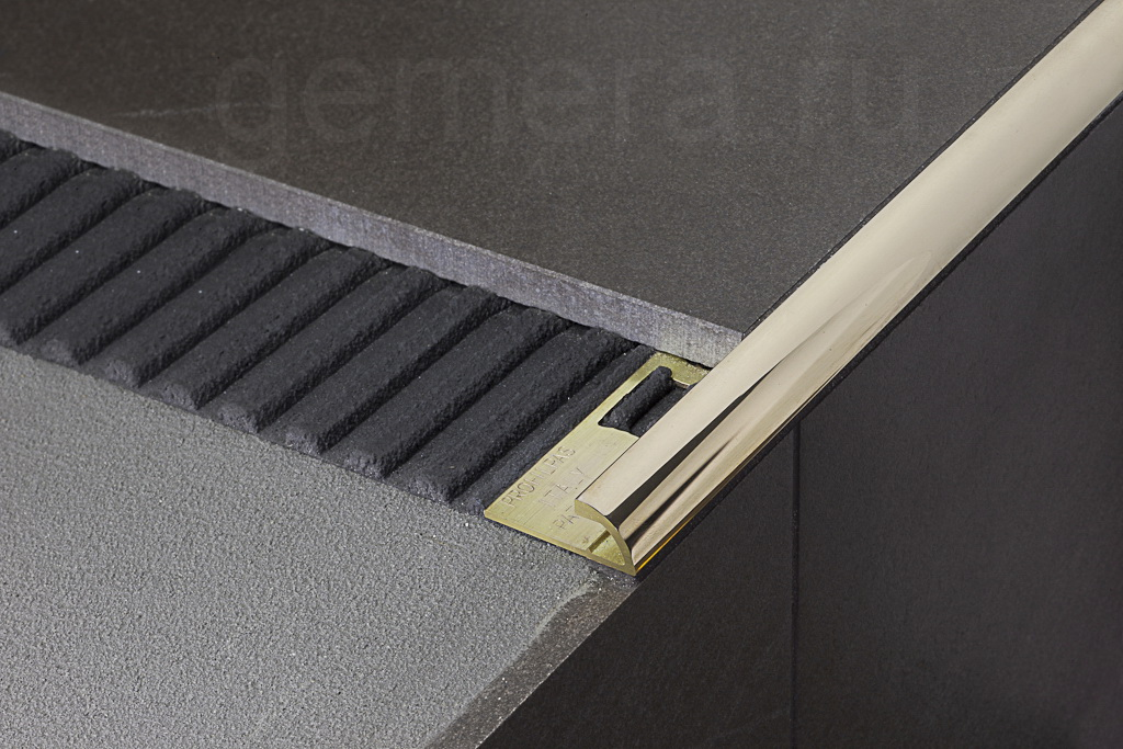 Угловая раскладка для кафельной плитки Profilpas BR-P10